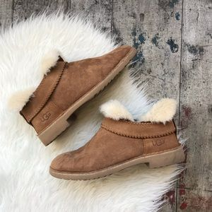 UGG ankle boots sz 8 women's